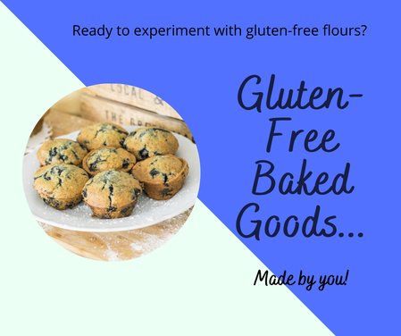 Gluten, gluten-free, celiac, diet, nutrition, weight loss, self-care, food, nourish, GF, baking